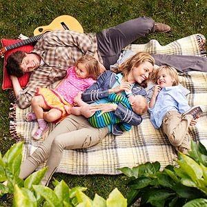 Összehangolt szeretetnyelvek Forrás: parents.com