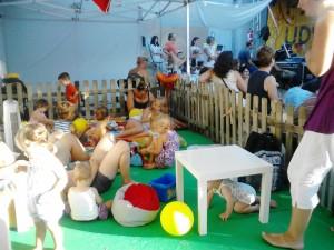 Gyerekkuckó Kapolcson a Palya Udvarban
