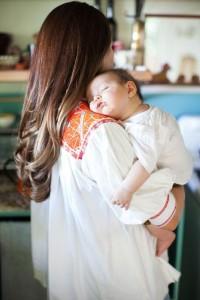 babával