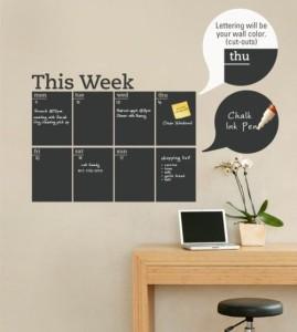 heti tervező